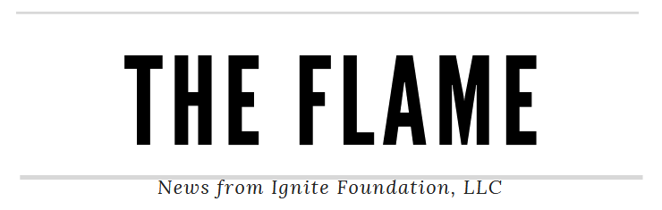 The Flame banner